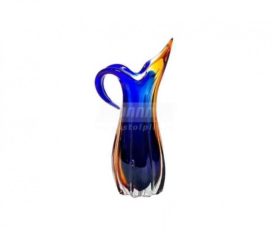 Купить Ваза стеклянная KL1337H в интернет магазине мебели СТОЛПЛИТ