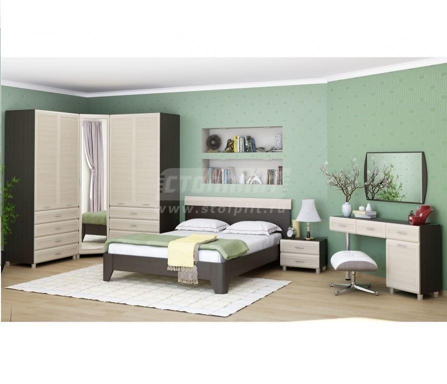 Купить Спальня Мелисса 4 в интернет магазине мебели СТОЛПЛИТ