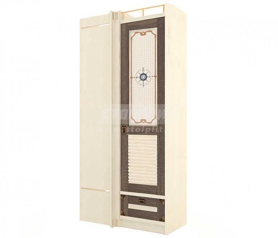 Купить Мебель для детских комнат Калипсо (для мальчиков) шкаф угловой прямой (Левый) 509.040 в интернет магазине мебели СТОЛПЛИТ