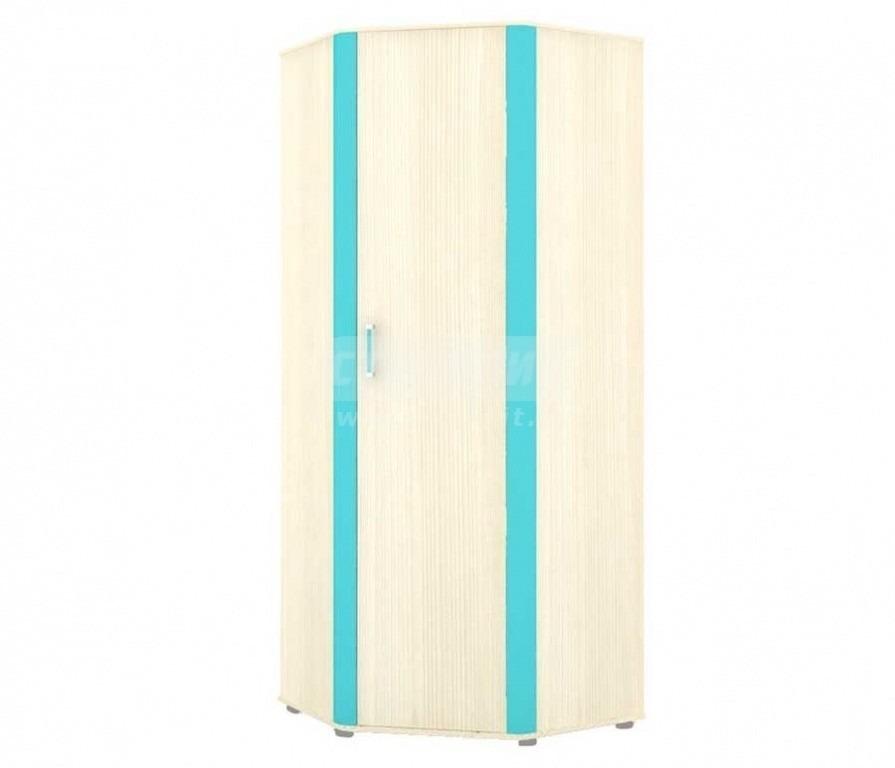 Купить Мебель для детских комнат Смайл шкаф угловой 508.040 в интернет магазине мебели СТОЛПЛИТ