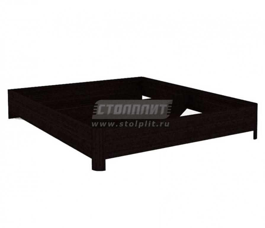 Купить Мебель для спальни Соната корпус кровати 1600 628.010 М в интернет магазине мебели СТОЛПЛИТ