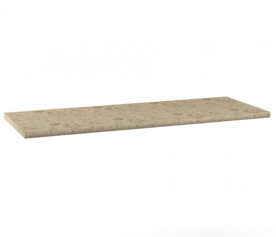 Купить Столешница 32*2480*600 Тренто бежево-серый F133 в интернет магазине мебели СТОЛПЛИТ