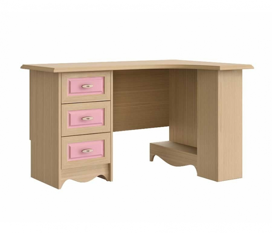 Купить Угловой стол письменный ПРАВЫЙ с 3-мя ящиками в интернет магазине мебели СТОЛПЛИТ