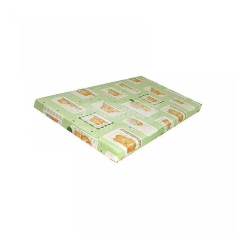 Купить Plitex Матрас в кроватку Юниор Малый Кокос (50х60х11см) вставка для кроватей трансф-р Ю-119-21 в интернет магазине мебели СТОЛПЛИТ