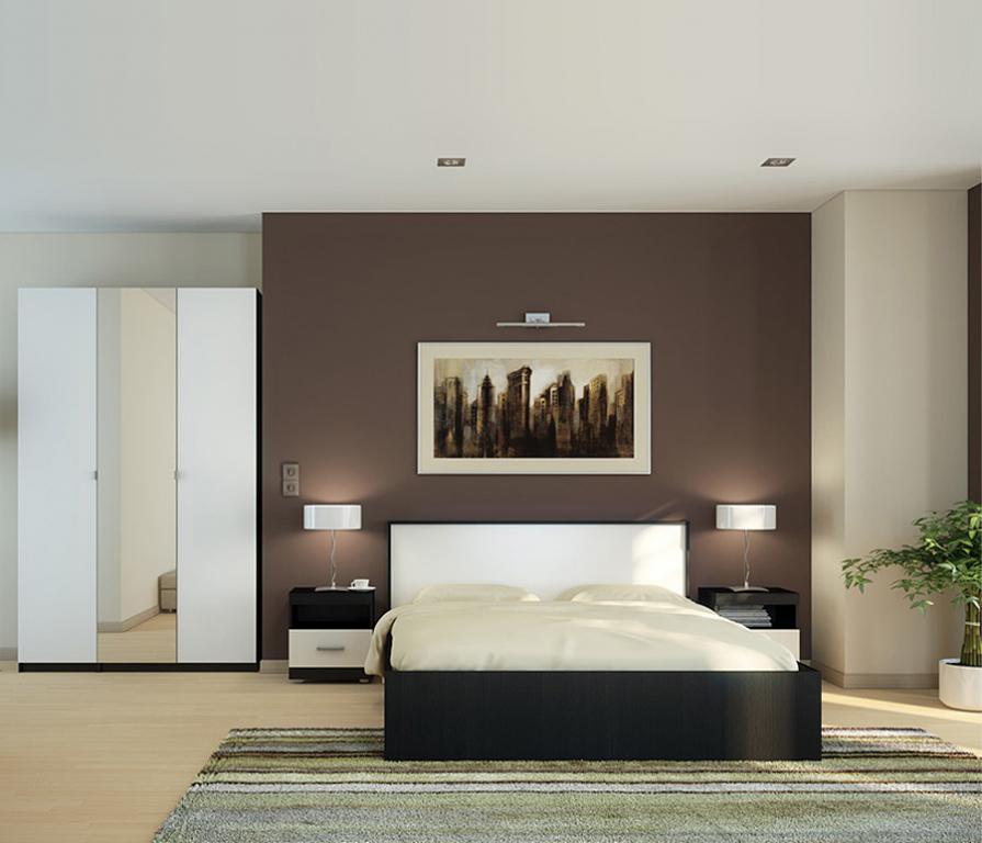 Купить Марсель Дуб Феррара Спальня Набор 1 в интернет магазине мебели СТОЛПЛИТ