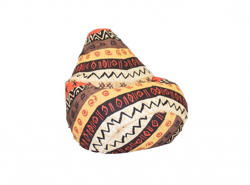 Купить Кресло-груша Африка Средний в интернет магазине мебели СТОЛПЛИТ