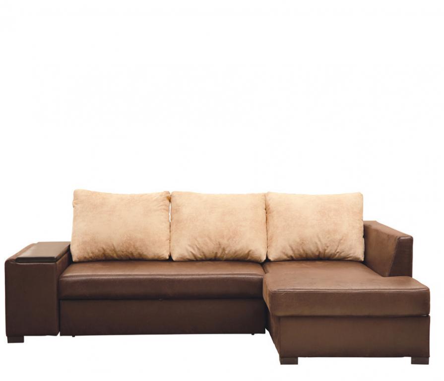 Купить Мадейра угловой диван-кровать УП Sahara 58/Miami kropka 3 в интернет магазине мебели СТОЛПЛИТ