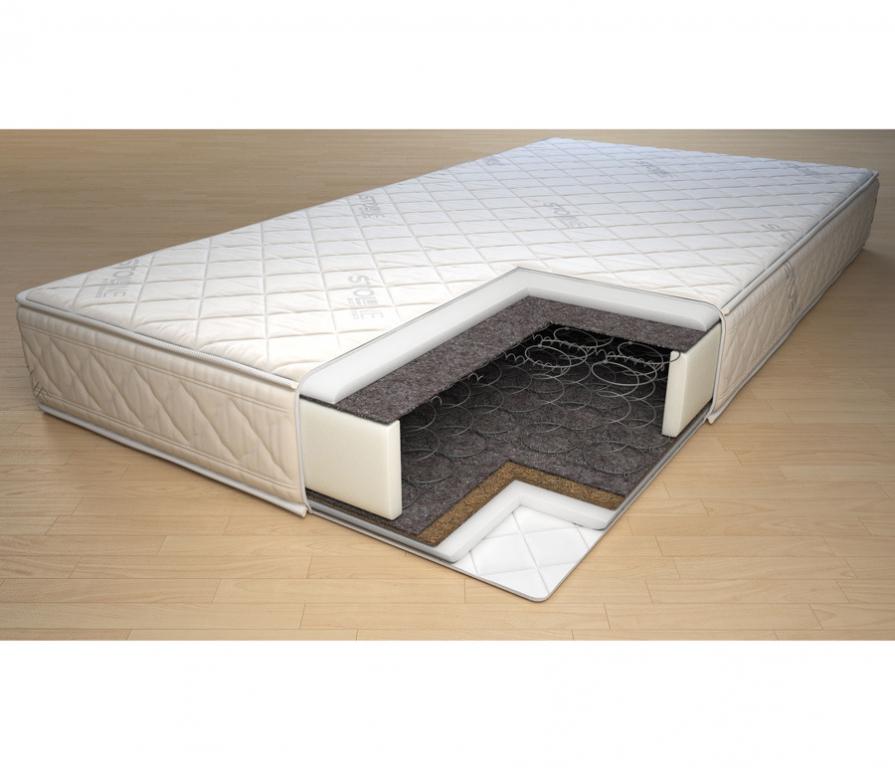 Купить Матрас Галактика сна - Юпитер 1400*1900 в интернет магазине мебели СТОЛПЛИТ