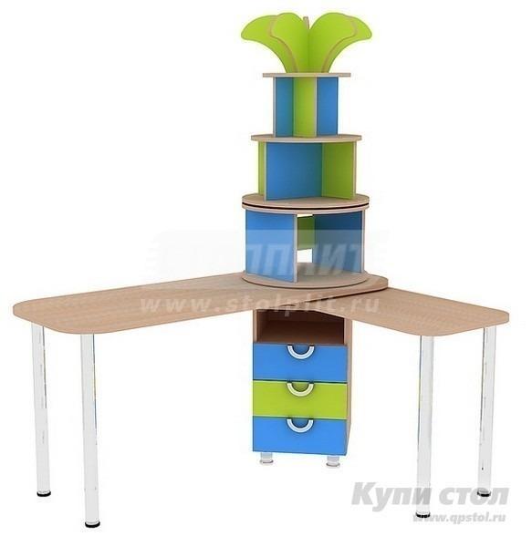 Купить Компьютерный стол Маугли-Пальма в интернет магазине мебели СТОЛПЛИТ