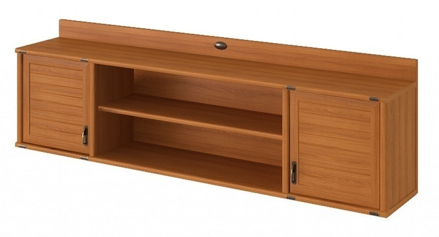 Купить Антресоль двудверная, с 1-й полкой в интернет магазине мебели СТОЛПЛИТ