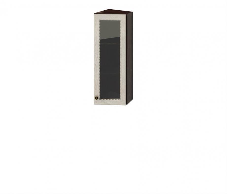 Купить Юлия полка торцевая закрытая витрина ГТФ-30/92 Правая в интернет магазине мебели СТОЛПЛИТ