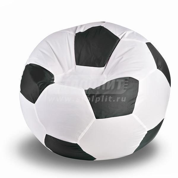 Купить Кресло-мяч White-Black в интернет магазине мебели СТОЛПЛИТ