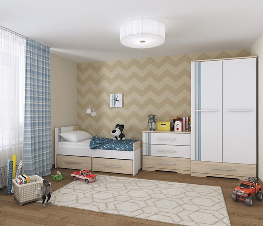 Купить Детская Лион в интернет магазине мебели СТОЛПЛИТ