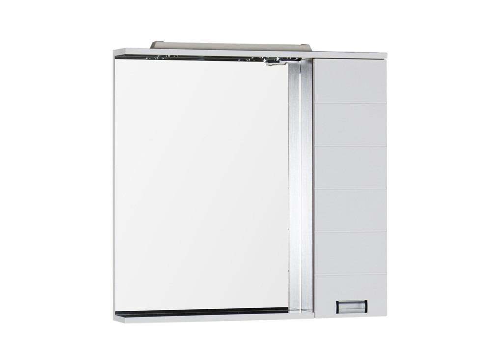 Купить Зеркало Aquanet Сити 90 L венге в интернет магазине мебели СТОЛПЛИТ