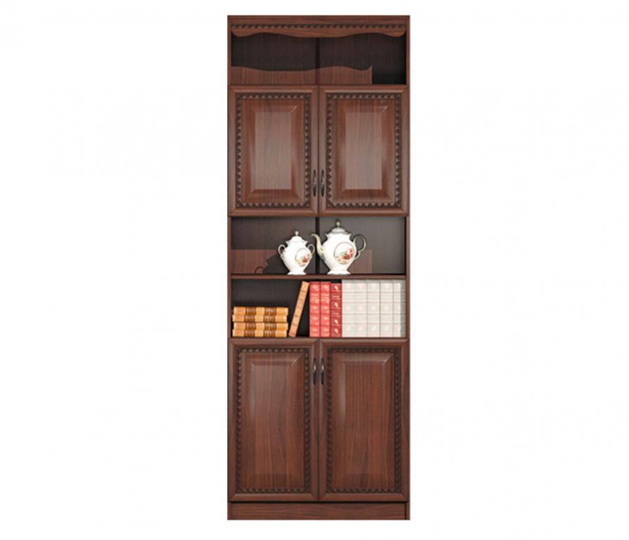 Купить Эльза СВ-423 стеллаж с 4мя фасадами в интернет магазине мебели СТОЛПЛИТ