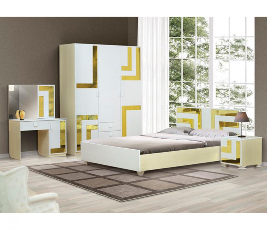 Купить Спальный гарнитур Лабиринт в интернет магазине мебели СТОЛПЛИТ