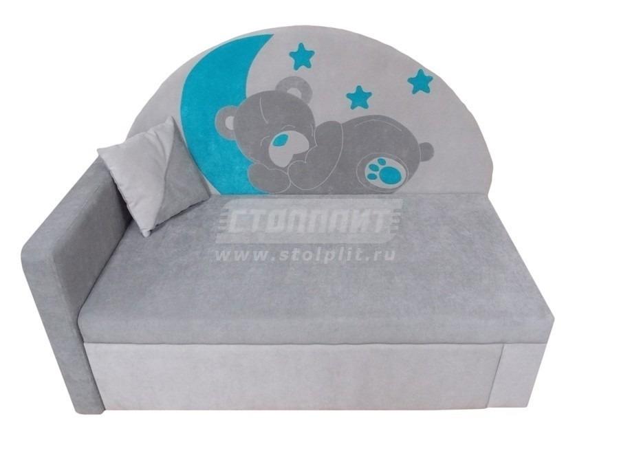 Купить Детский Диван Мишка в интернет магазине мебели СТОЛПЛИТ