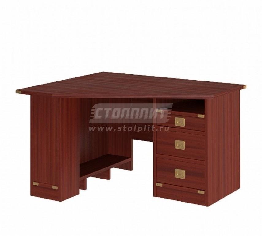 Купить Стол письменный угловой в интернет магазине мебели СТОЛПЛИТ