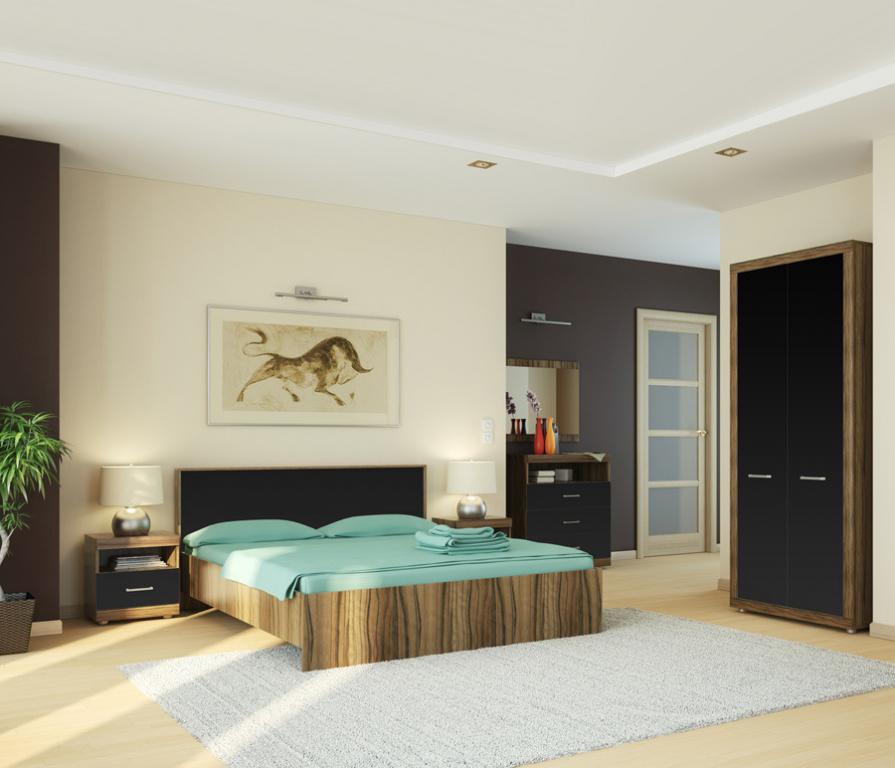 Купить Марсель Ночь Марино Спальня Набор 1 в интернет магазине мебели СТОЛПЛИТ