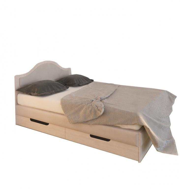 Купить Кровать Монако в интернет магазине мебели СТОЛПЛИТ