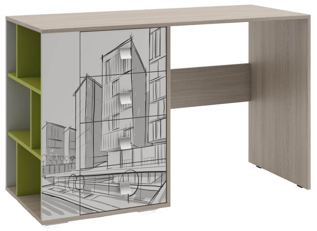 Купить Стол для детской Мегаполис в интернет магазине мебели СТОЛПЛИТ