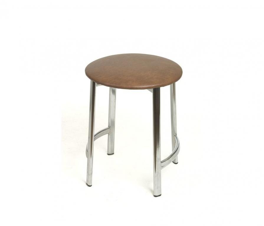 Купить Табурет Комфорт (коричневый) в интернет магазине мебели СТОЛПЛИТ