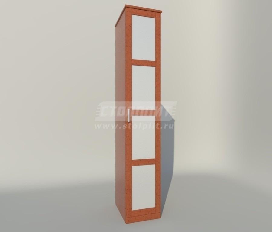 Купить Шкаф комбинированый Парма 1 дв. в интернет магазине мебели СТОЛПЛИТ