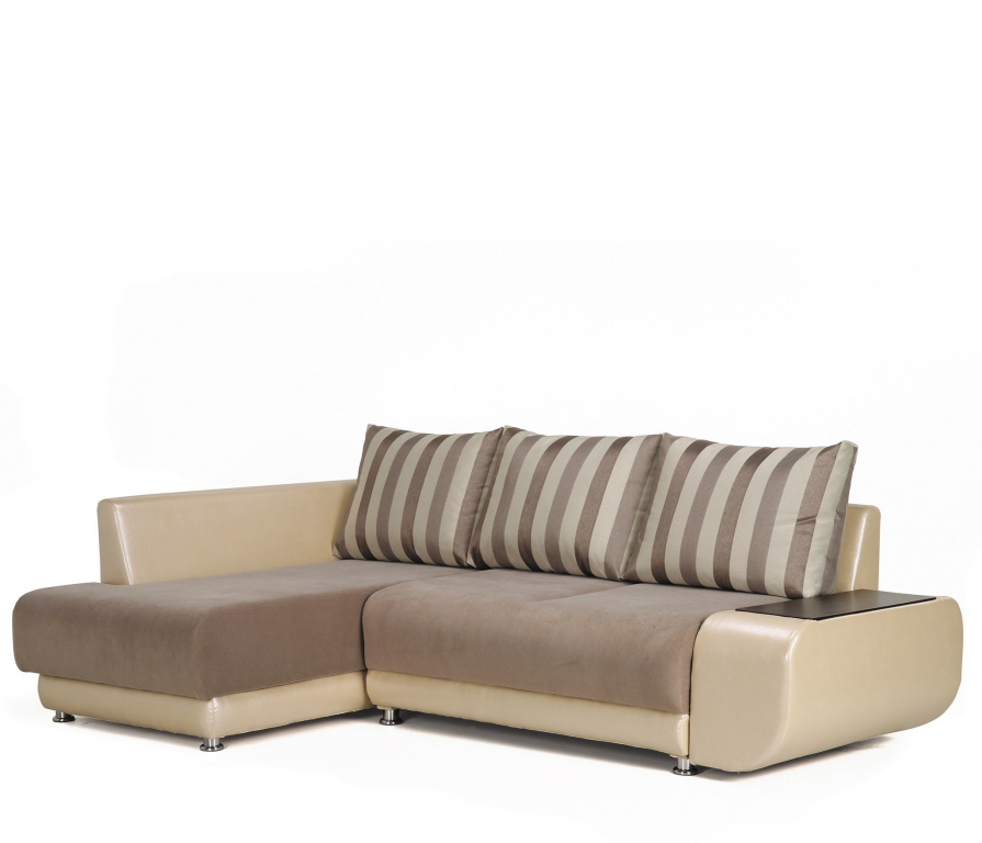 Купить Бруно угловой диван левый Mika 10 в интернет магазине мебели СТОЛПЛИТ