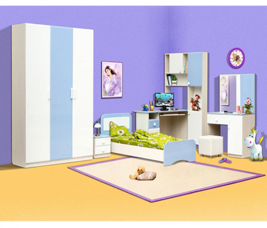 Купить Спальный гарнитур Лицей-2 в интернет магазине мебели СТОЛПЛИТ