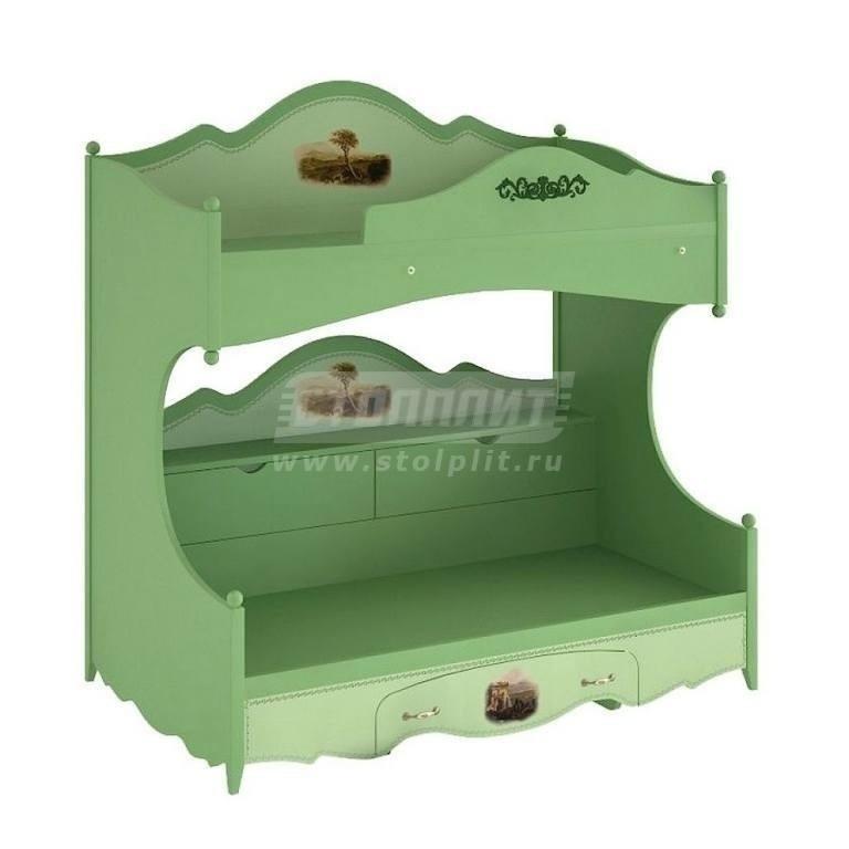 Купить Двухъярусная кровать в интернет магазине мебели СТОЛПЛИТ