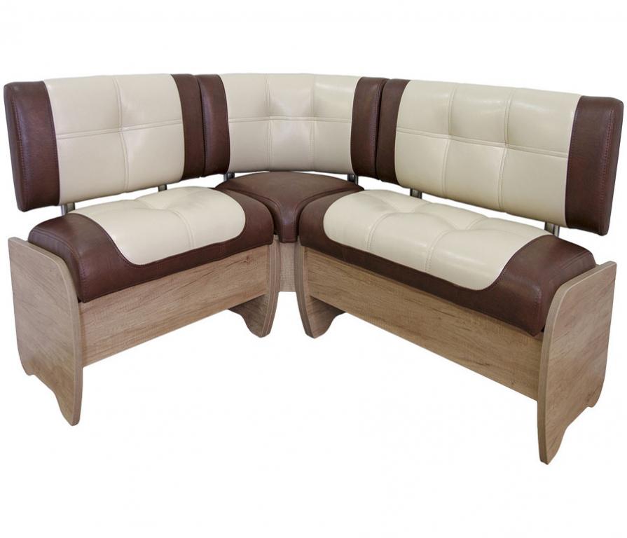 Купить Диван Форвард с угловой мягкой спинкой (160) в интернет магазине мебели СТОЛПЛИТ