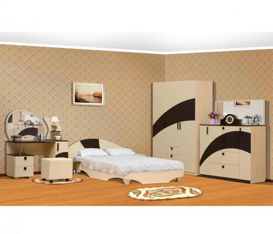 Купить Спальный гарнитур Жасмин в интернет магазине мебели СТОЛПЛИТ