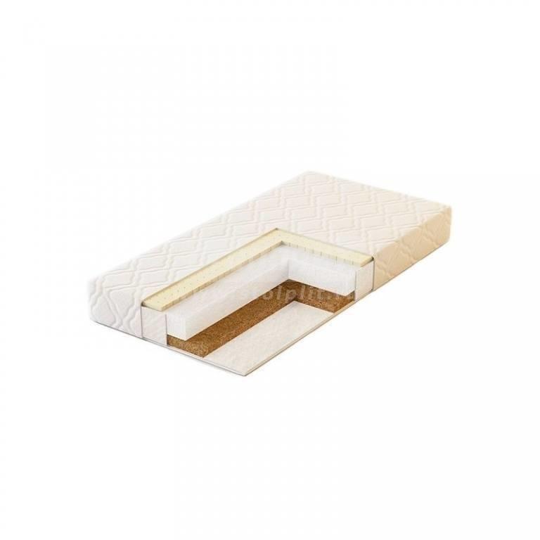 Купить Матраc детский EcoLat 500х600х120 мм. (Плитекс-С) в интернет магазине мебели СТОЛПЛИТ
