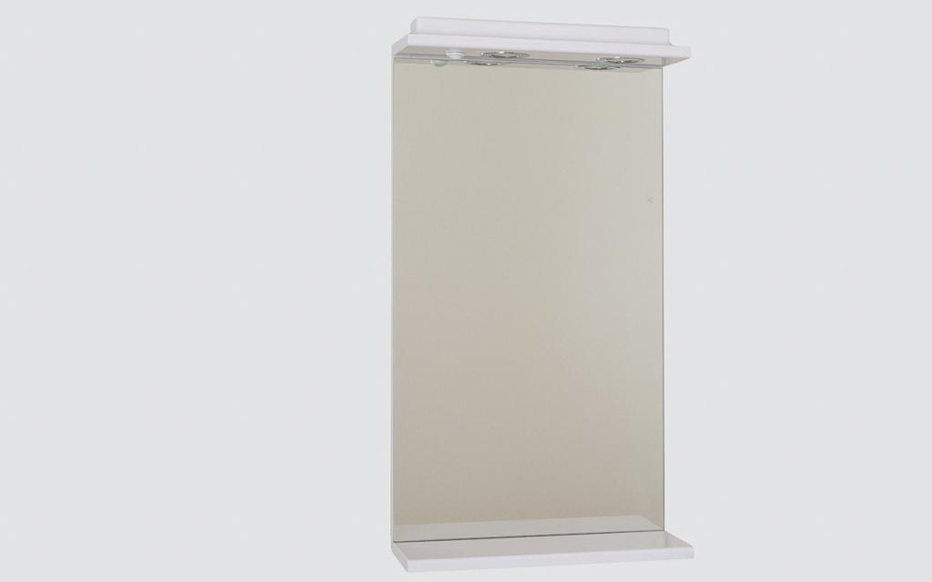 Купить Зеркало с подсветкой Cobo 40 в интернет магазине мебели СТОЛПЛИТ
