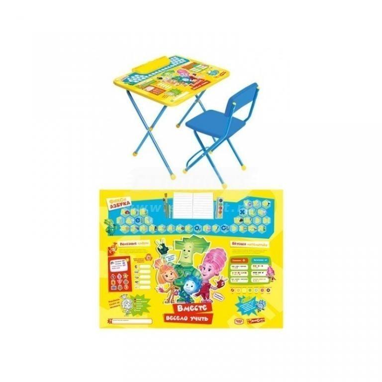 Купить Набор мебели Ника  Фиксики Азбука Ф1А в интернет магазине мебели СТОЛПЛИТ