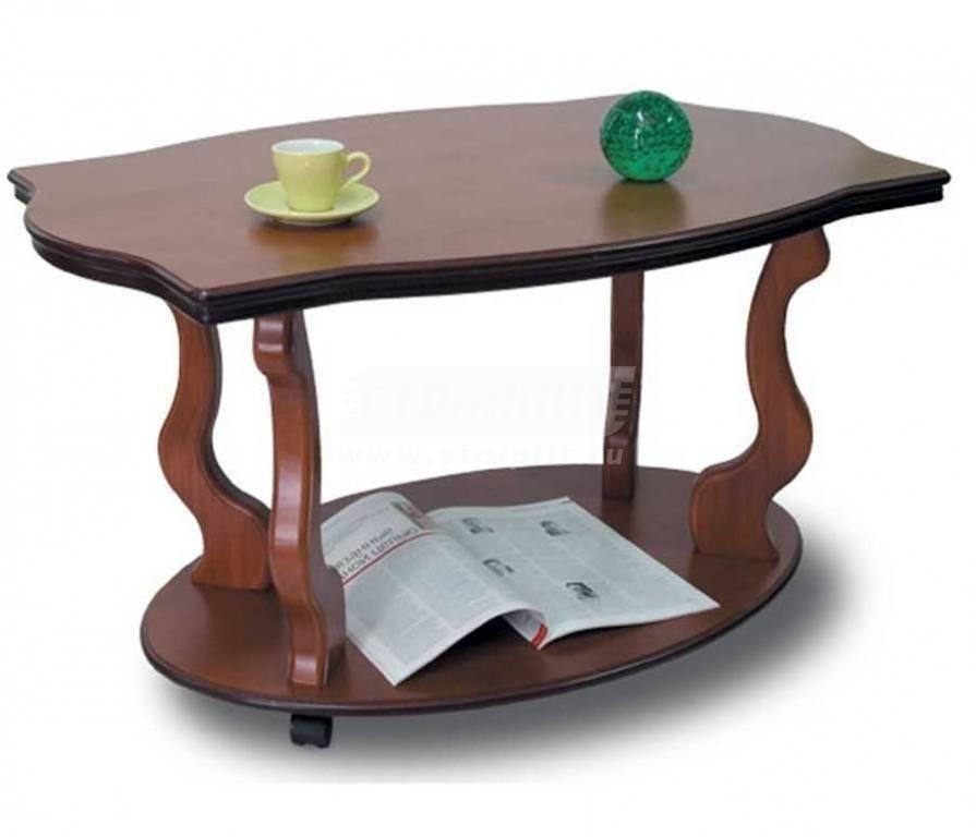 Купить Стол журнальный Берже 3 в интернет магазине мебели СТОЛПЛИТ
