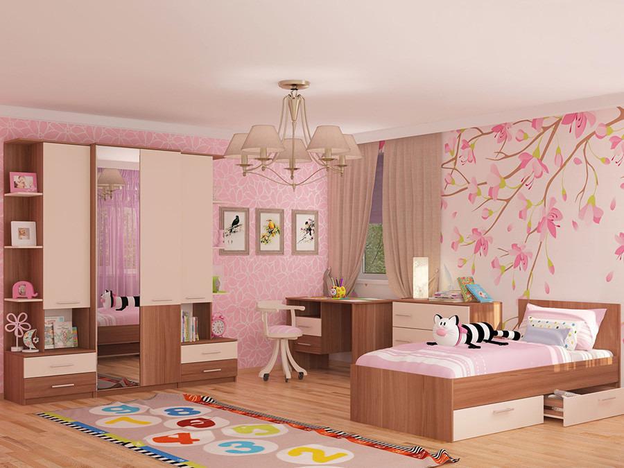 Купить Детская Ральф вариант 2 в интернет магазине мебели СТОЛПЛИТ