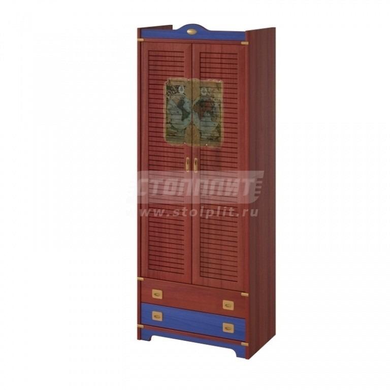 Купить Шкаф 2-х дверный в интернет магазине мебели СТОЛПЛИТ