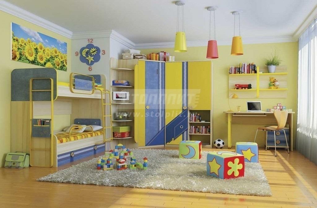Купить Мебель для детских комнат Джинс № 3 в интернет магазине мебели СТОЛПЛИТ