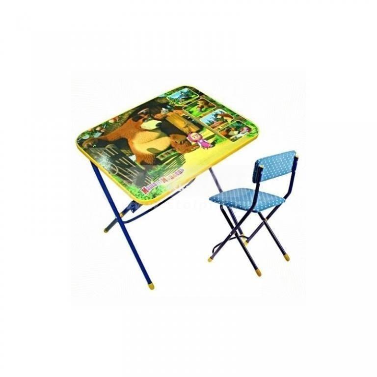 Купить Набор мебели Ника Маша и МедведьПозвони мне КП2/6 в интернет магазине мебели СТОЛПЛИТ