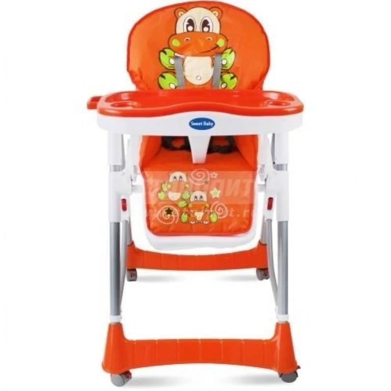 Купить Стульчик для кормления Hippo Topaz в интернет магазине мебели СТОЛПЛИТ