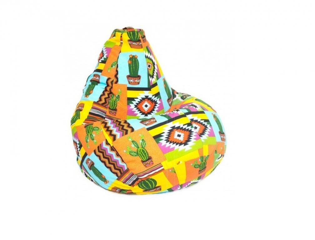 Купить Кресло-мешок-груша Кактус L в интернет магазине мебели СТОЛПЛИТ