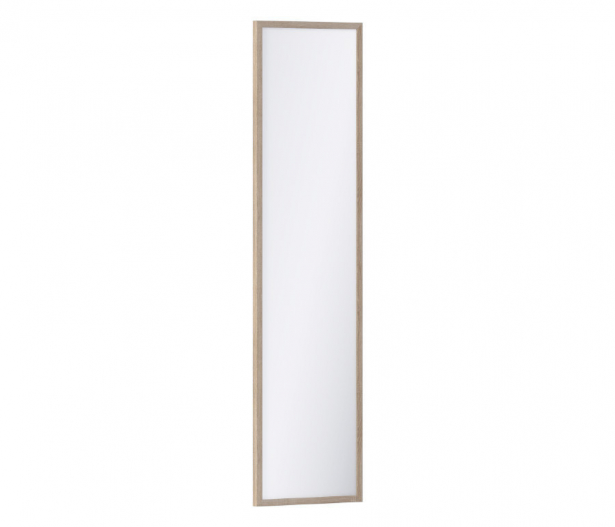 Купить Зара СБ-2576 Зеркало 400*1600 Дуб Сонома в интернет магазине мебели СТОЛПЛИТ