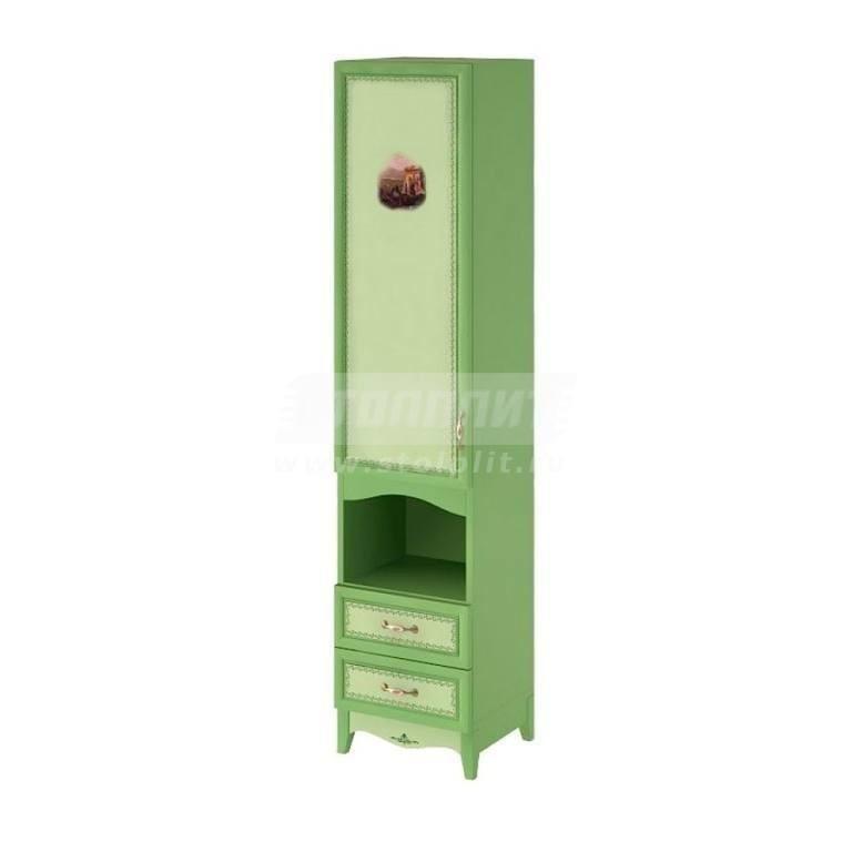 Купить Шкаф 1-дверный с 2-мя ящиками в интернет магазине мебели СТОЛПЛИТ