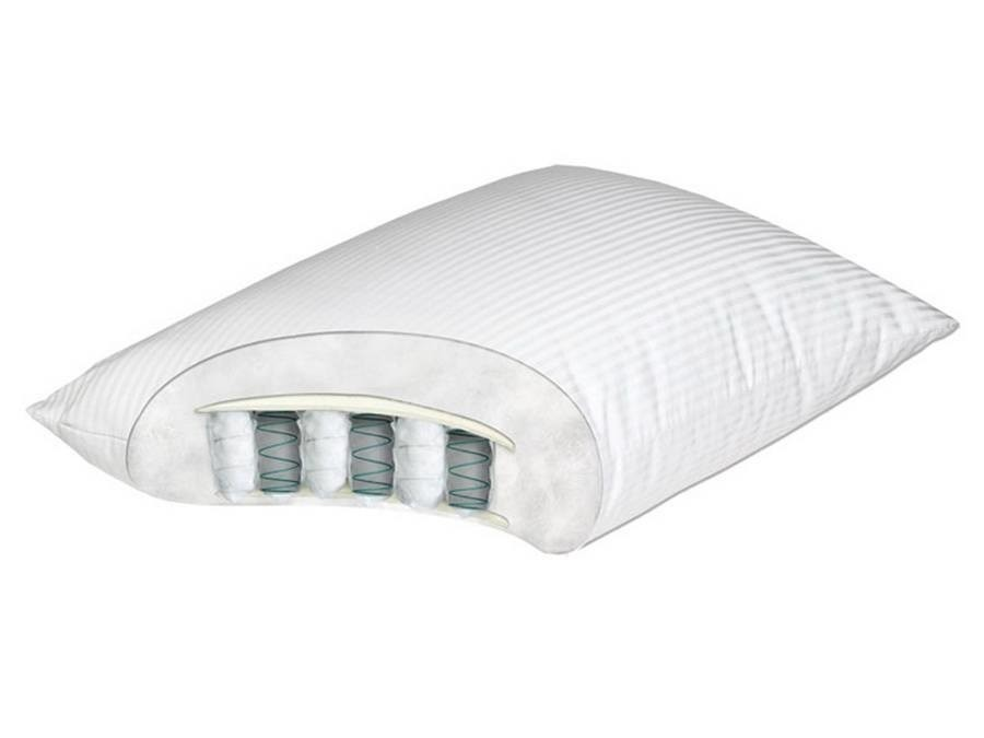 Фото №1: Подушки, Подушка 050*070 Mediflex Spring Pillow