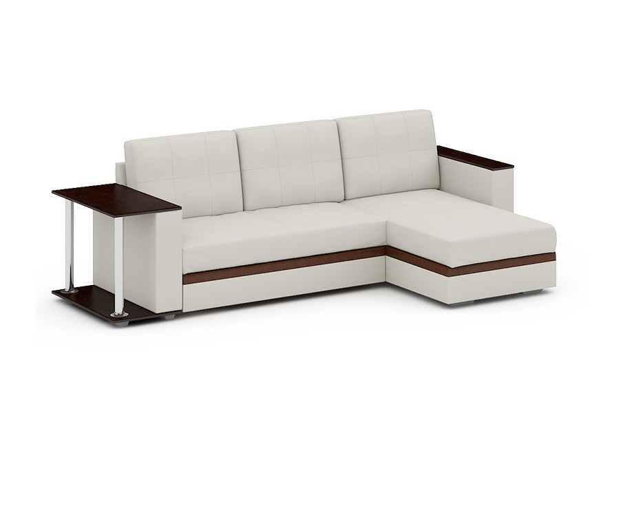Купить Угловой диван Атланта Экокожа в интернет магазине мебели СТОЛПЛИТ