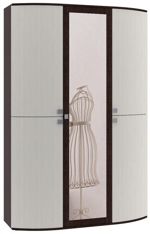 Купить Шкаф ШР-3 Волна в интернет магазине мебели СТОЛПЛИТ