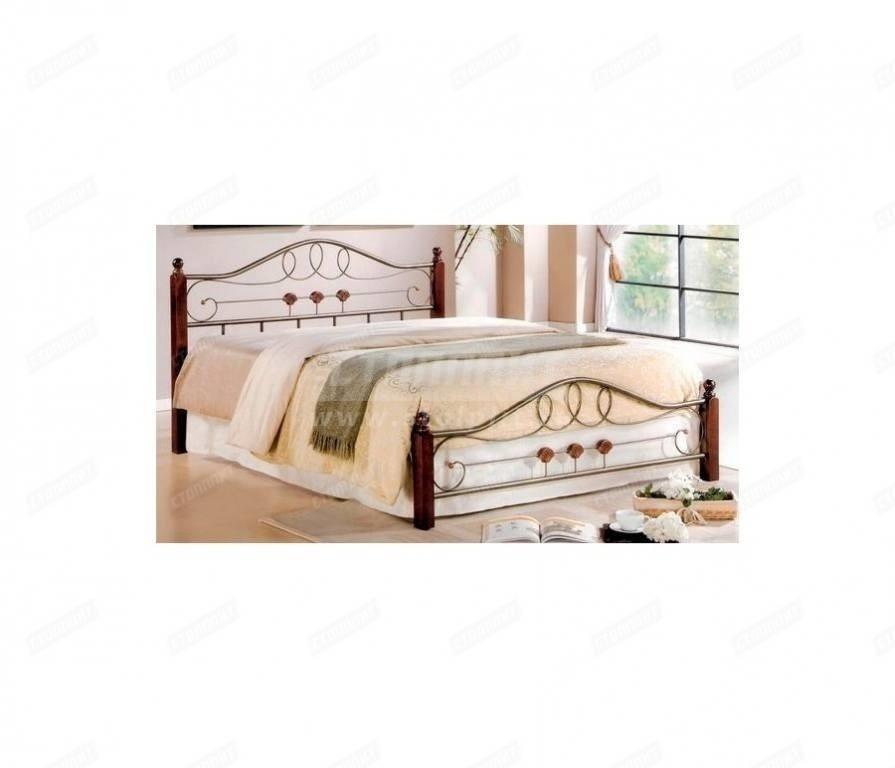 Купить Кровать Arnika в интернет магазине мебели СТОЛПЛИТ