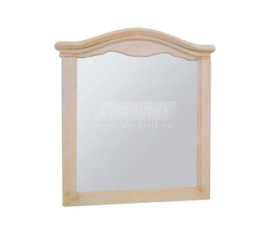 Купить Мебель для спальни Кливия зеркало настенное 641.170 в интернет магазине мебели СТОЛПЛИТ