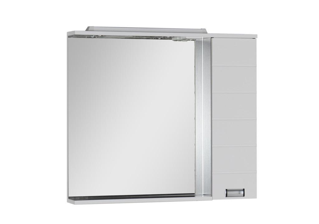 Купить Зеркало Aquanet Сити 100 венге в интернет магазине мебели СТОЛПЛИТ
